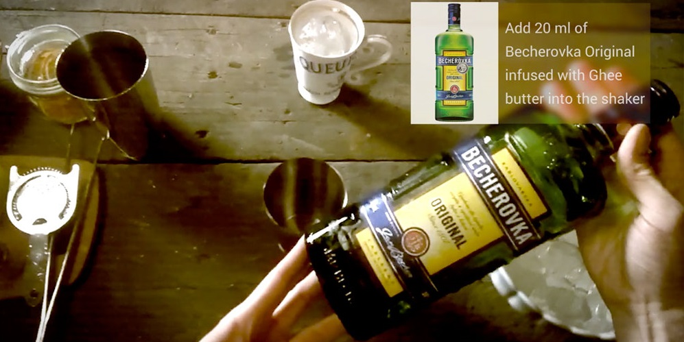 Becherovka Original – Google Glass