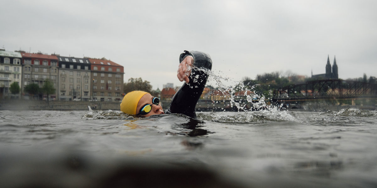 ALSA – Prague City Swim