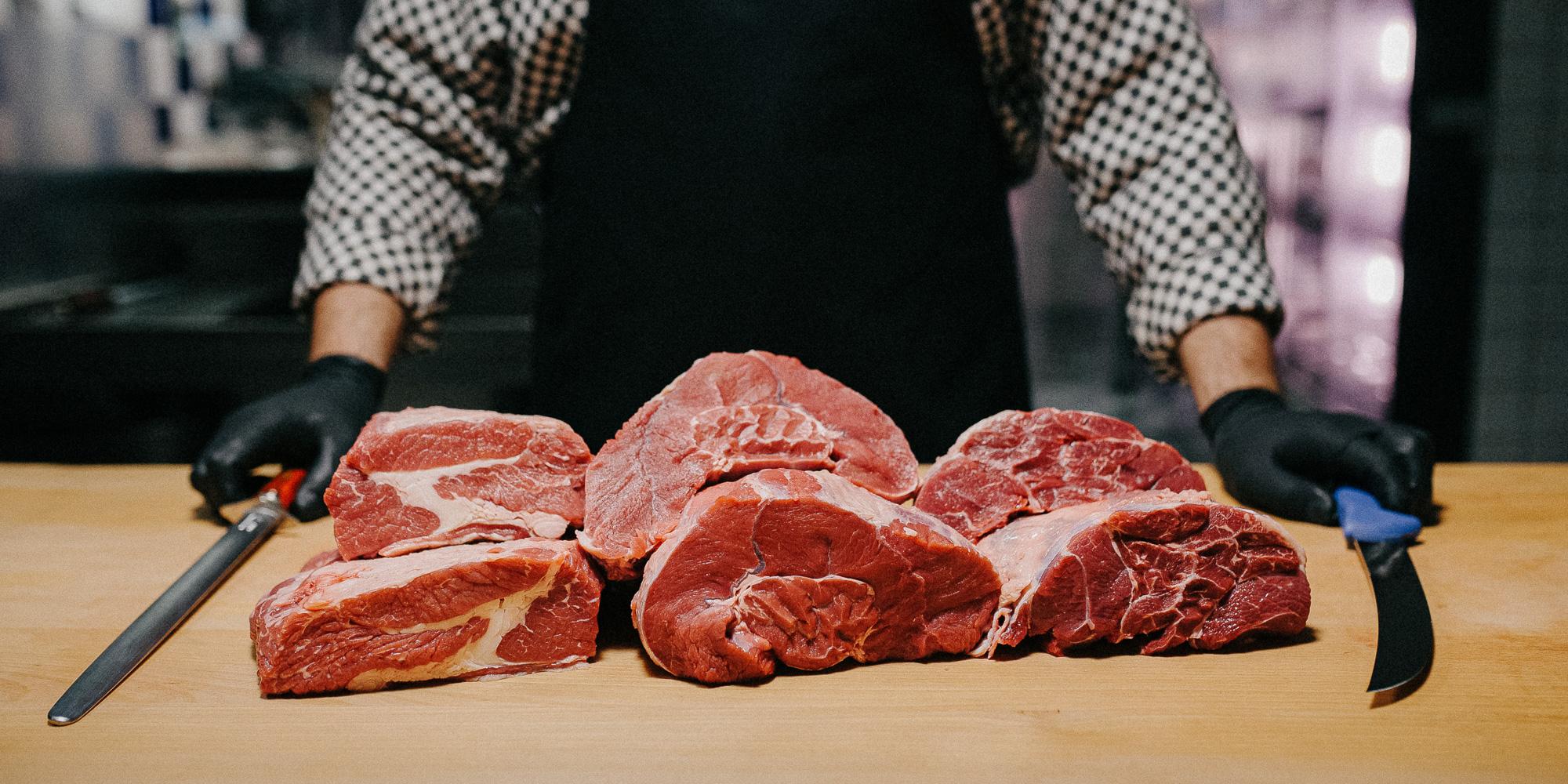 Milujeme dobré maso