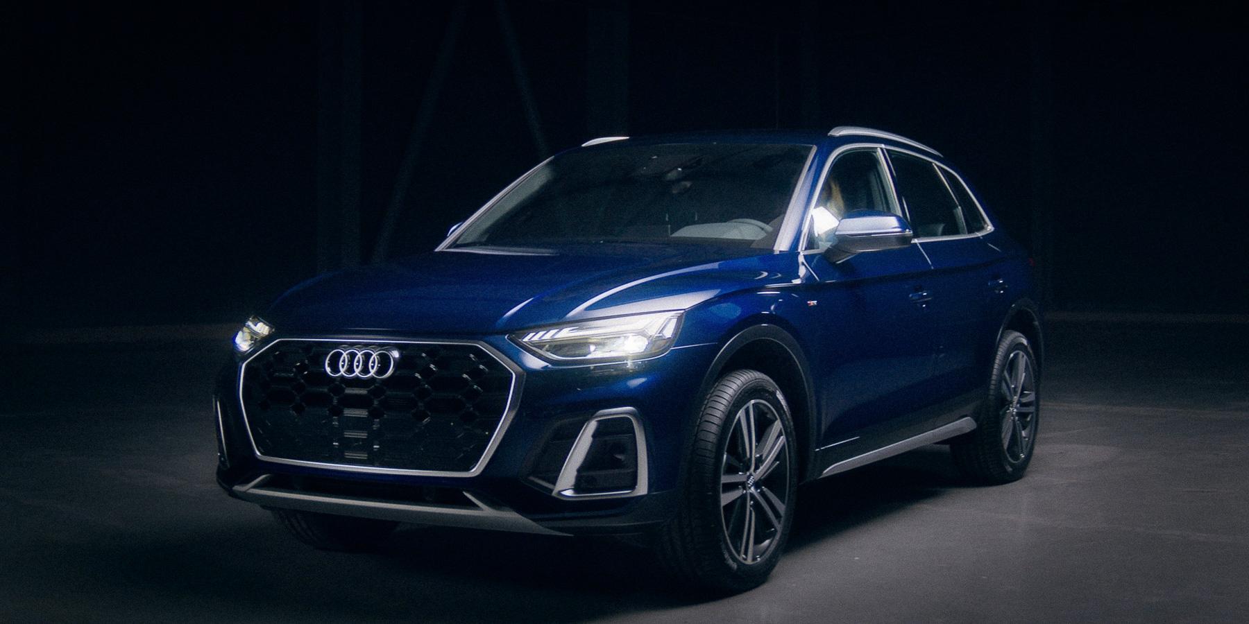 Audi Q5 – Perfect match